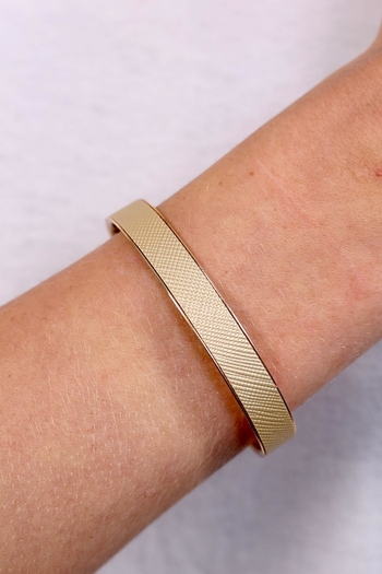 Caroline Hill Leather Inlay Cuff from Florida by Dressing Room Boutique — Shoptiques