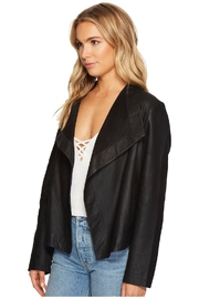 BB Dakota Leather Jacket - Product Mini Image