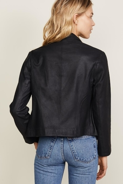 BB Dakota Leather Jacket - Alternate List Image