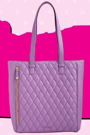 Vera Bradley Leather Lavender Leah - Product Mini Image