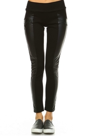 Mono B Leather Legging - Product Mini Image