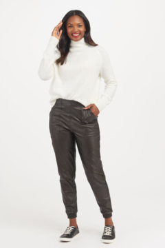 Spanx  Leather Like Jogger - Product List Image