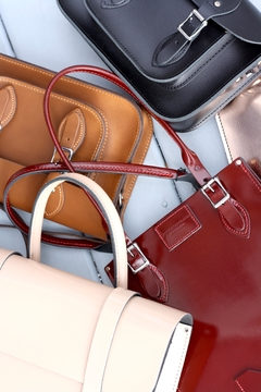 The Leather Satchel Company Leather Mini Tote - Alternate List Image