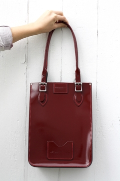The Leather Satchel Company Leather Mini Tote - Product List Image