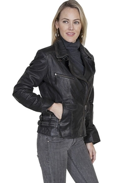Scully Leather Moto Jacket - Alternate List Image