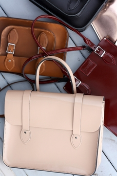The Leather Satchel Company Leather Music Case - Alternate List Image