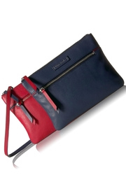 Vera Bradley Leather Red/navy Duo - Product Mini Image