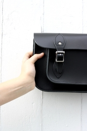 The Leather Satchel Company Leather Satchel Bag - Front full body