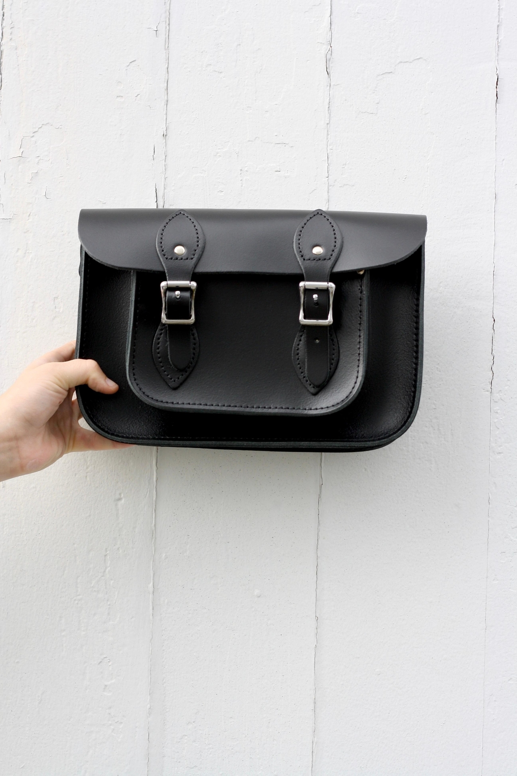 The Leather Satchel Company Leather Satchel Bag - Main Image