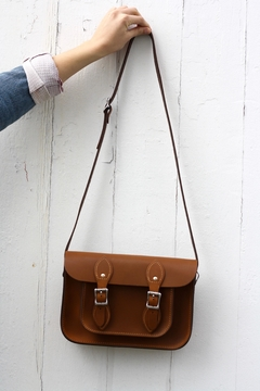 The Leather Satchel Company Leather Satchel Bag - Product List Image