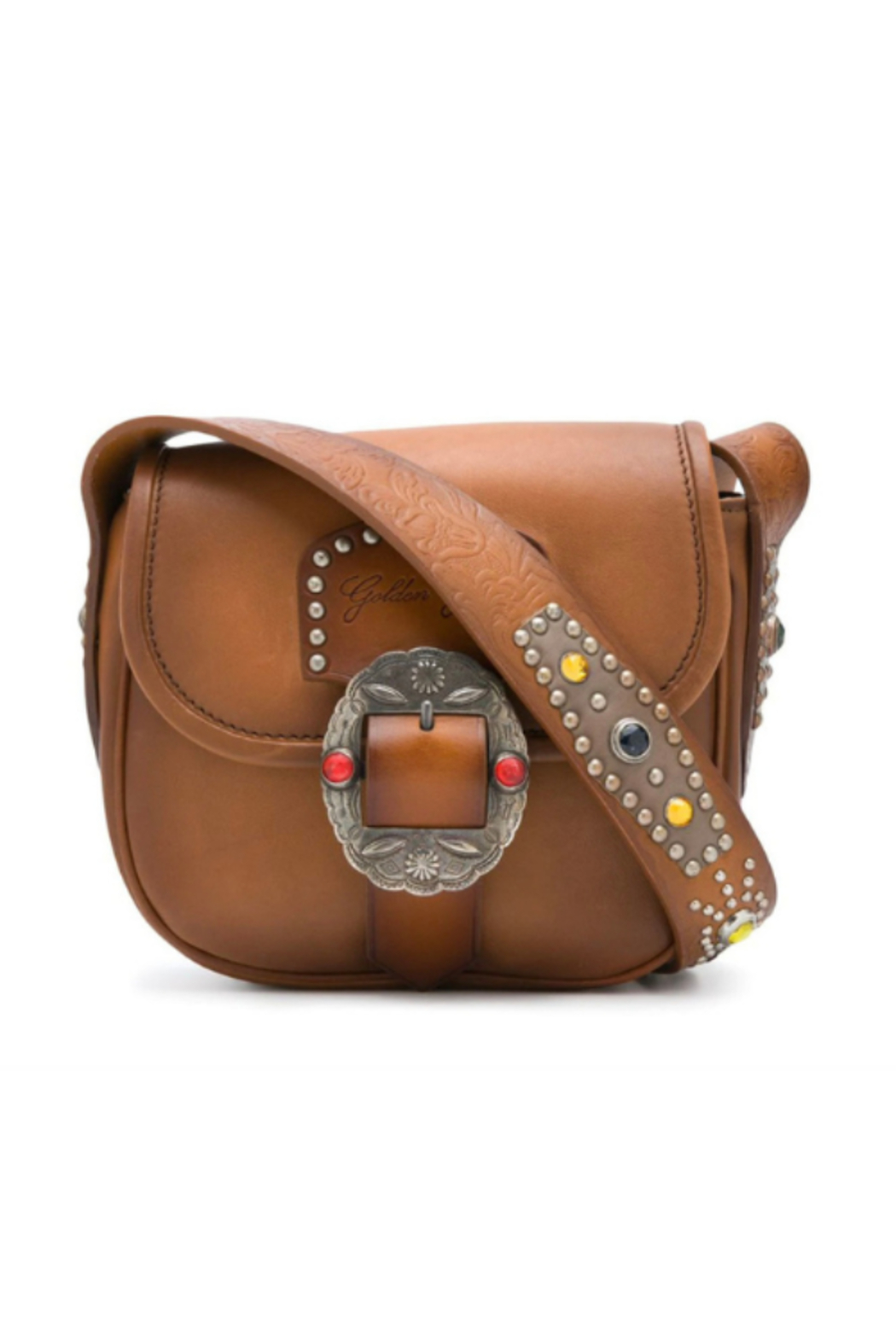 Golden Goose Deluxe Brand LEATHER TEXAS RODEO BAG - Main Image