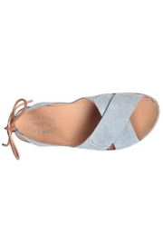 Kork Ease Leather Tie Sandals - Side cropped