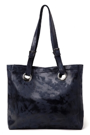 CoFi Leather Tote Handbag - Front cropped