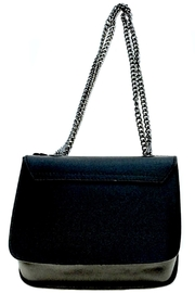 Leather Country Flower Leather Bag - Side cropped
