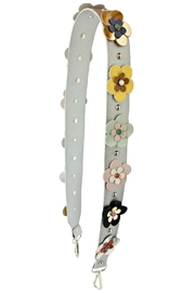 Leather Country Flower Leather Strap - Product Mini Image