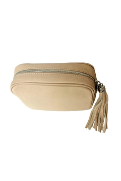 Leather Country Leather Clutch Tassel - Alternate List Image
