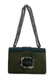 Leather Country Leather Shoulder Bag - Front cropped