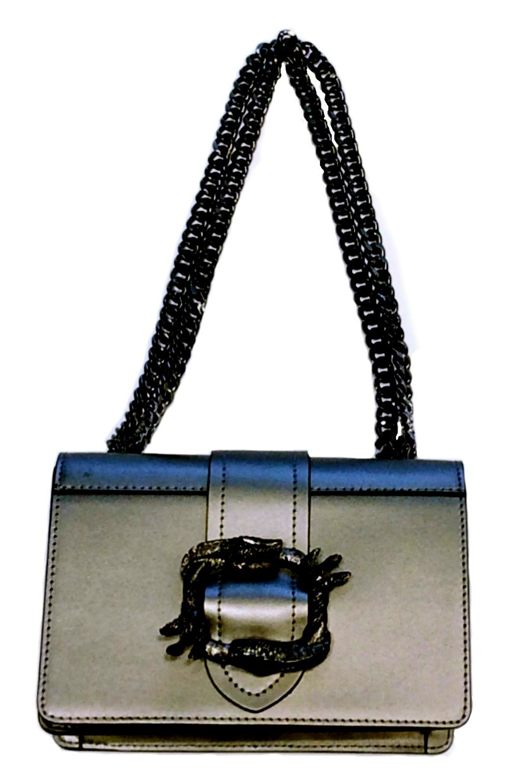 Leather Country Leather Shoulder Bag - Main Image
