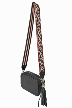Leather Country Pink Reversible Strap - Alternate List Image