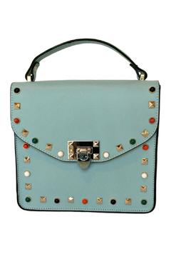Leather Country Square Leather Satchel - Product List Image