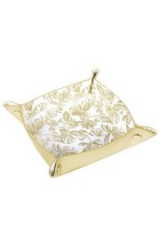 Lilly Pulitzer  Leatherette Valet Tray - Product Mini Image