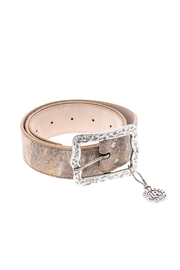 Leatherock Antiqued Leather Belt - Product Mini Image