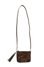 Leatherock Brown Crossbody Bag - Product Mini Image