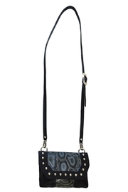 Leatherock Snakeskin Crossbody Bag - Product Mini Image