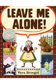 Macmillian Publishing Group Leave Me Alone! - Product Mini Image