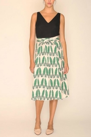 PepaLoves Leaves Skirt - Front cropped