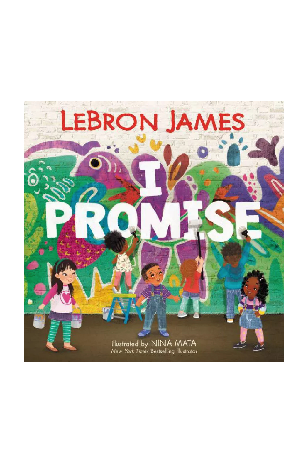 Harper Collins Publishers Lebron James - I Promise - Main Image
