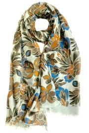 LeCamp Spice Floral Scarf - Product Mini Image