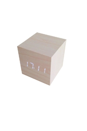 GHome2 Led Cube Clock - Front full body