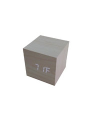 GHome2 Led Cube Clock - Side cropped