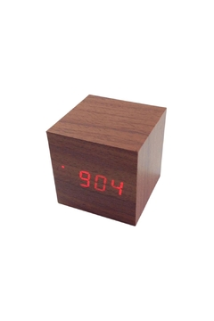 GHome2 Led Cube Clock - Product List Image