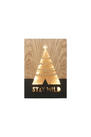 C. J. Marketing Ltd. Stay Wild Light-Box - Product Mini Image
