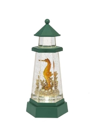 Ganz Led-Lighted Shimmer Lighthouse - Product Mini Image