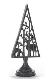 Gift Craft LED Tree/Reindeer Decor-Large - Product Mini Image