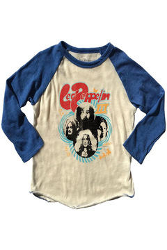 Shoptiques Product: Led Zeppelin Raglan Tee
