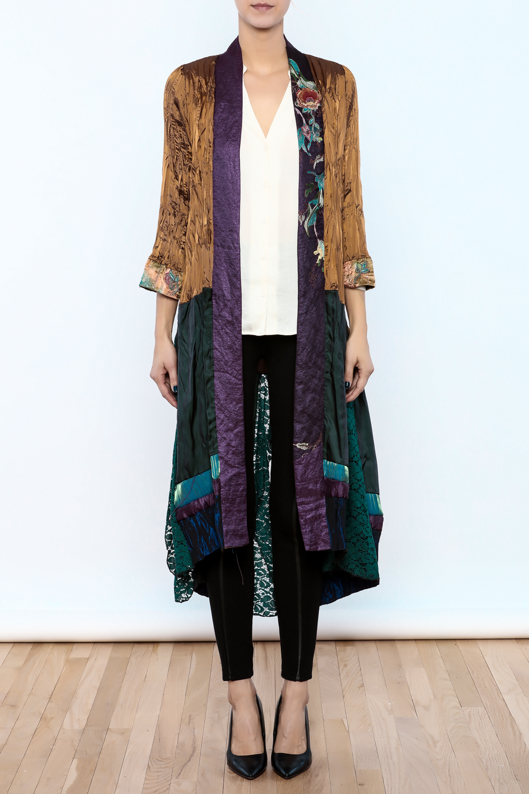 Lee Andersen Duster - Front Cropped Image
