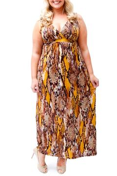 Lee Lee's Valise Janet Maxi Dress - Alternate List Image