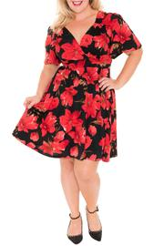 Lee Lee's Valise Lizzy Retro Dress - Product Mini Image