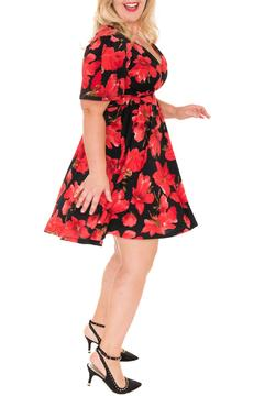 Lee Lee's Valise Lizzy Retro Dress - Alternate List Image