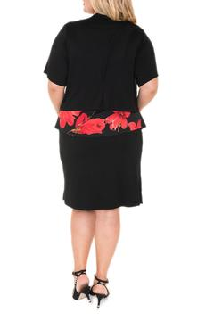 Lee Lee's Valise Paula Pencil Skirt - Alternate List Image
