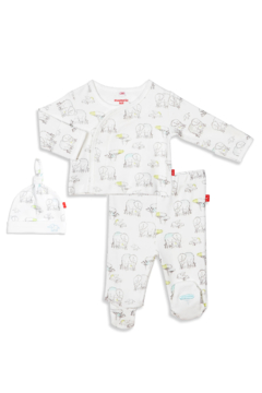 Magnetic Me Le Enfant Magnetic Kimono Set - Product List Image