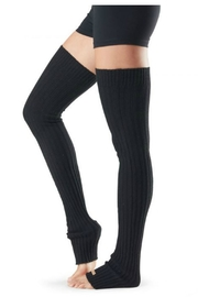 Toesox Leg Warmers - Front cropped