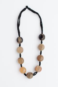 Shoptiques Product: Horn Bead Necklace