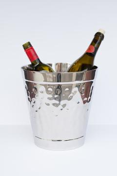 Shoptiques Product: Stainless Steel Wine Cooler