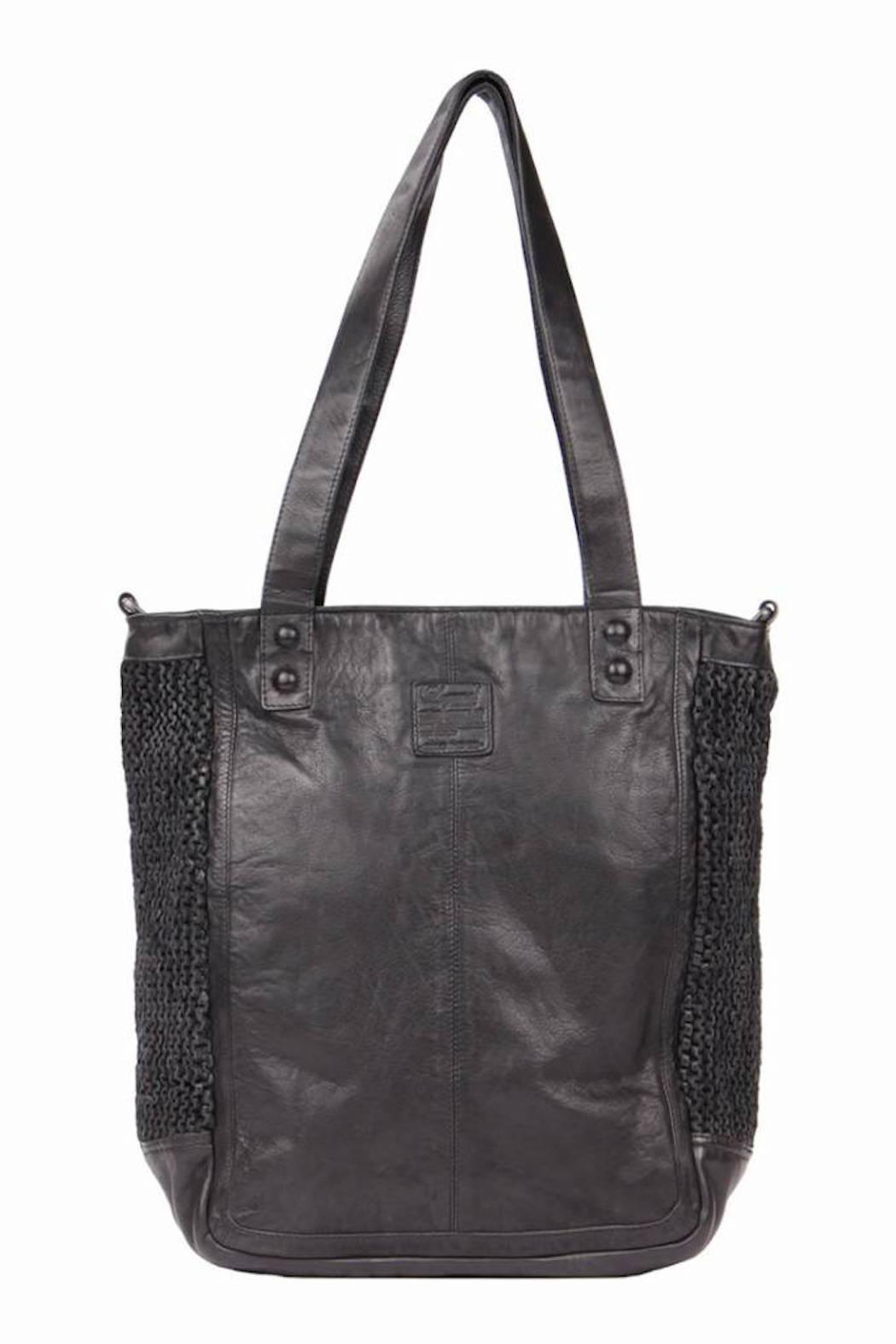 Legend Palermo Leather Shopper - Front Cropped Image
