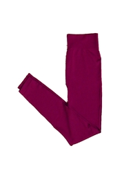 Yahada Legging Regular Burgundy - Product Mini Image